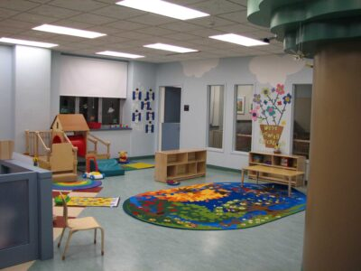 GAO Building Child Care Center Play Room
